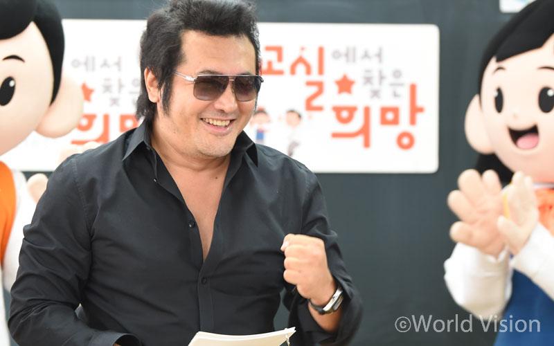 '김보성의 의리론'