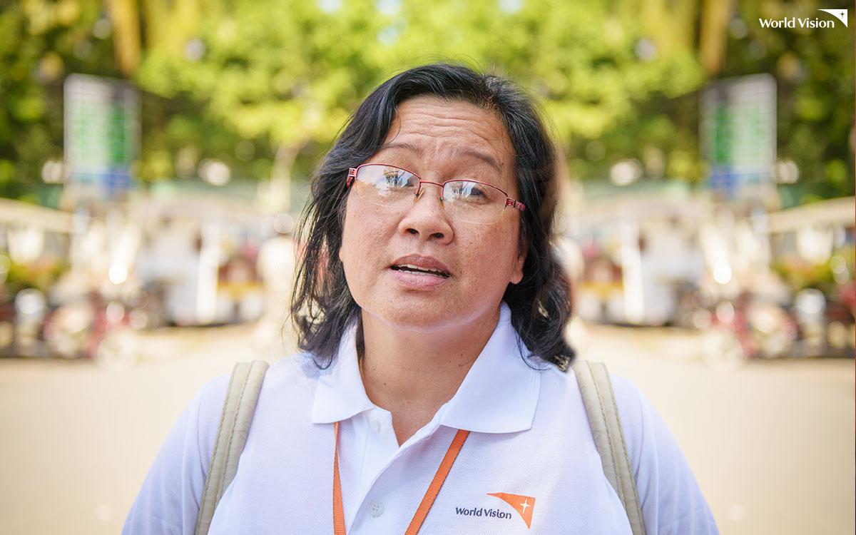 캄보디아월드비전 직원 김신