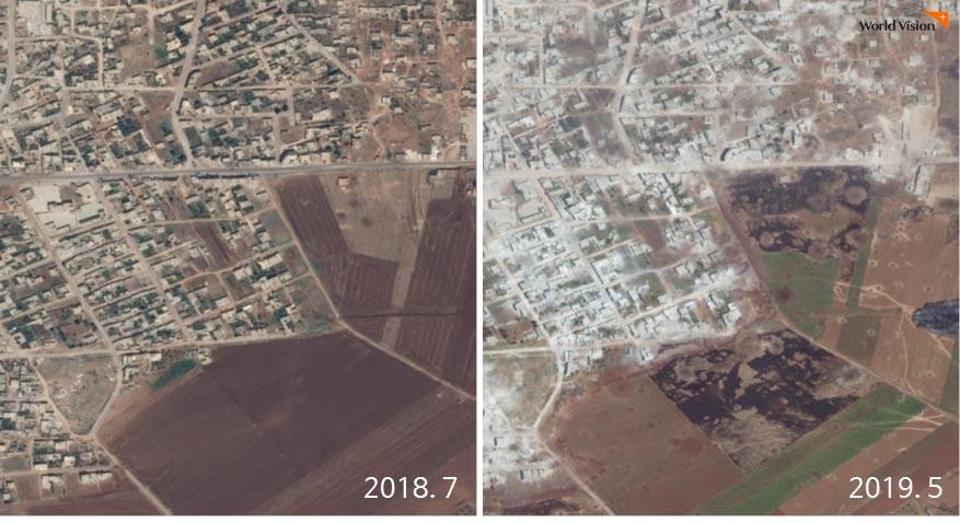 시리아는 여전히 불안한 상황입니다.