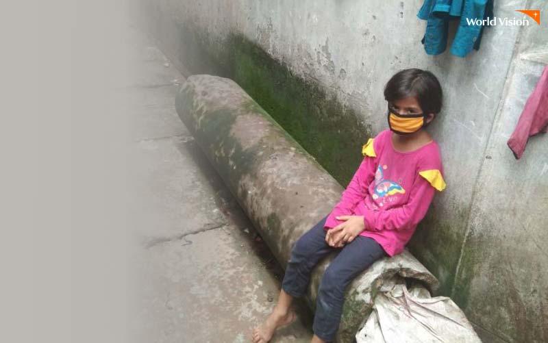 비하리 캠프 아동