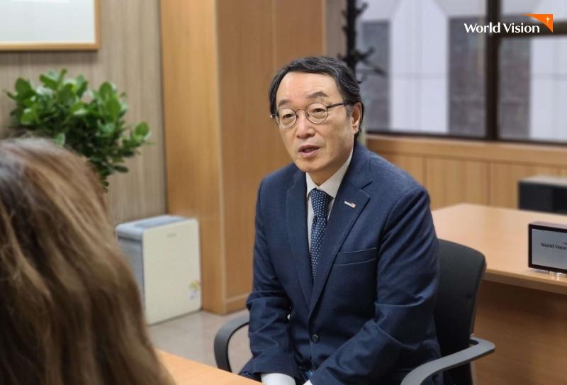 조명환 월드비전 신임 회장